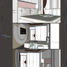 Interior design Galya - idea project